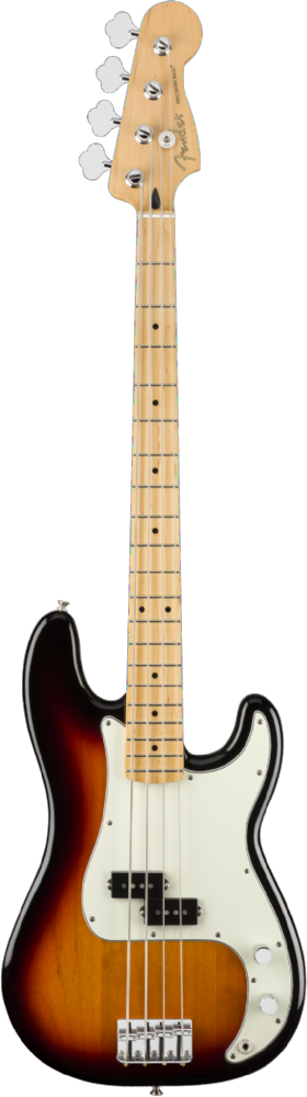 Fender Player Precision Bass Maple 3 Color Sunburst